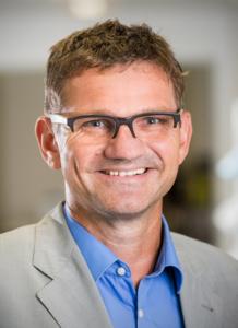 Friedensgutachten 2020 | Prof. Dr. Conrad Schetter, wissenschaftlicher Direktor des BICC | © JRF