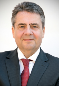 Sigmar Gabriel, Vorsitzender der Atlantik-Brücke e. V. | © Maurice Weiss