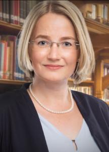 Prof. Dr. Stefanie Bock, Geschäftsführende Direktorin des ICWC | © Fotostudio Laackman, Marburg