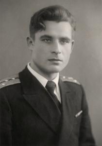 Wassili Archipow (†72), Stabschef der 69. U-Boot-Brigade der Nordmeerflotte
